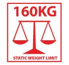 160kg