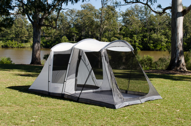 BREAKAWAY SOMERSET 26 FAMILY DOME TENT - Camping World ...