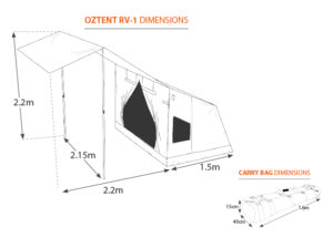 oztent-rv-1-tent-and-bag-dimensions-616