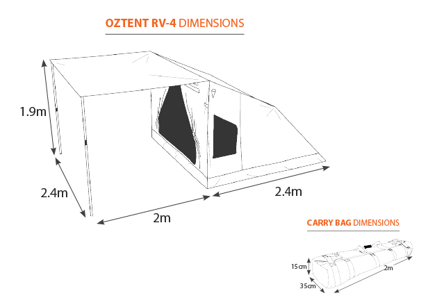 oztent rv-4-tent-and-bag-dimensions-616